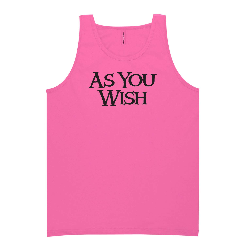 AS You Wish Neon Tank Top