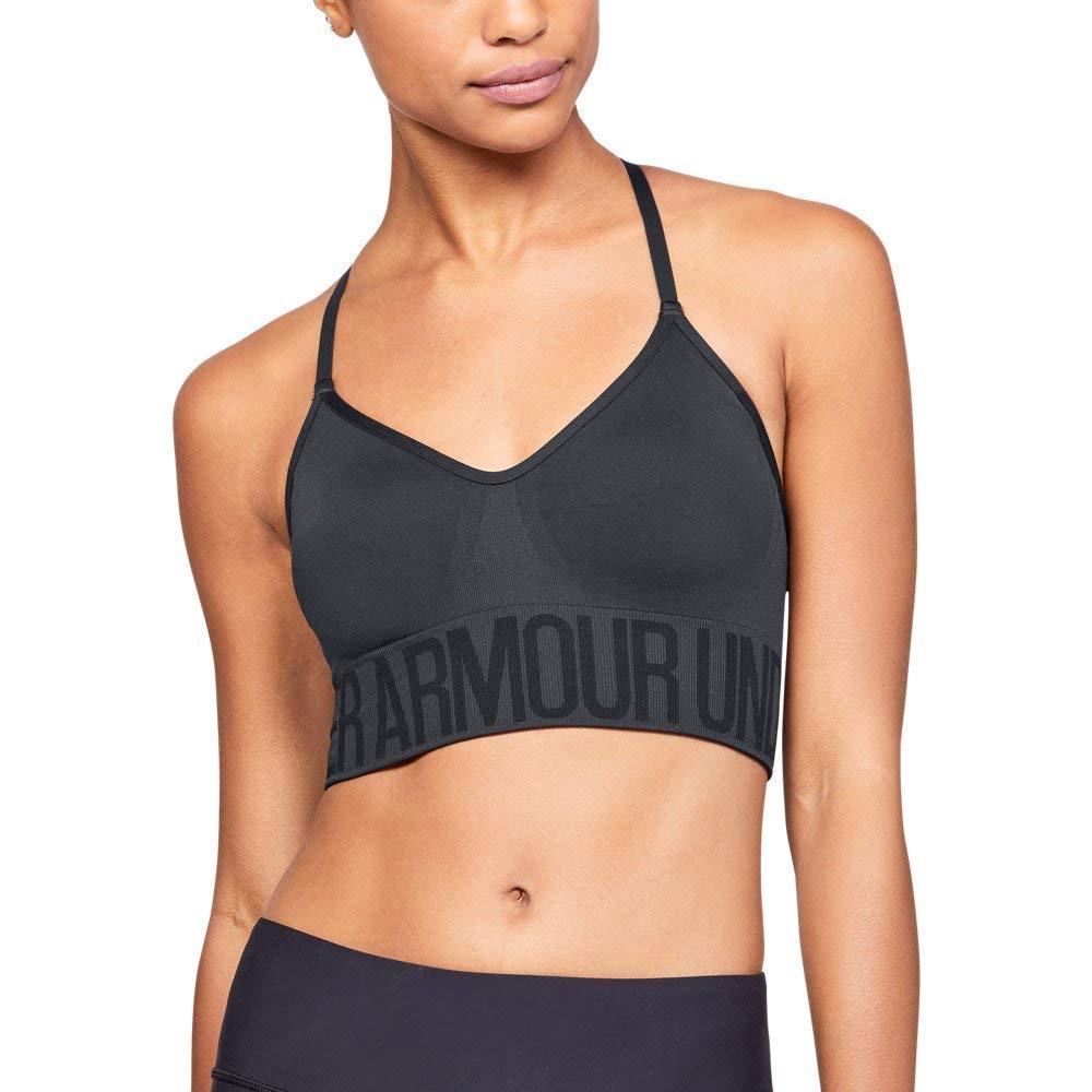 Under Armour Women's Armour Seamless, Black /Black, X-Small