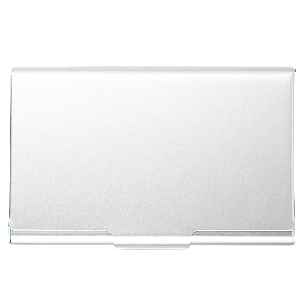 Amazon.com : Muji Aluminum Card Case - Thick : Business Card Holders ...