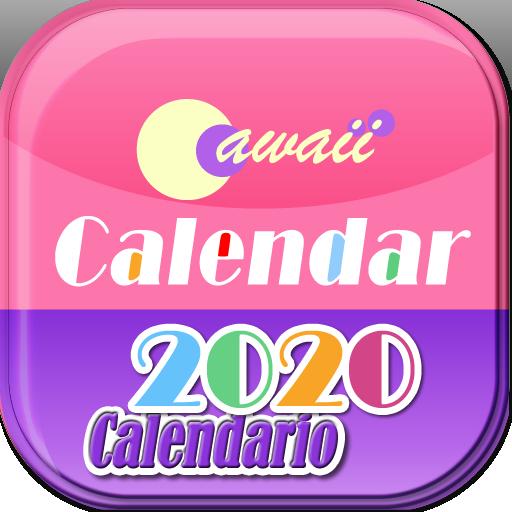 España 2020 Cawaii Calendario para Fire tablet: Amazon.es ...
