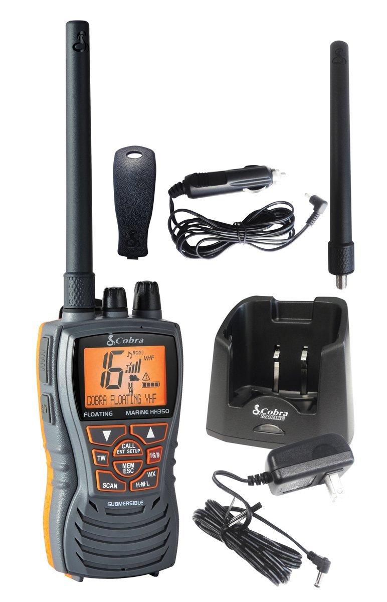 amazon com cobra mrhh350flt floating vhf radio cell phones rh amazon com cobra marine radio hh350 manual cobra marine handheld radio manual