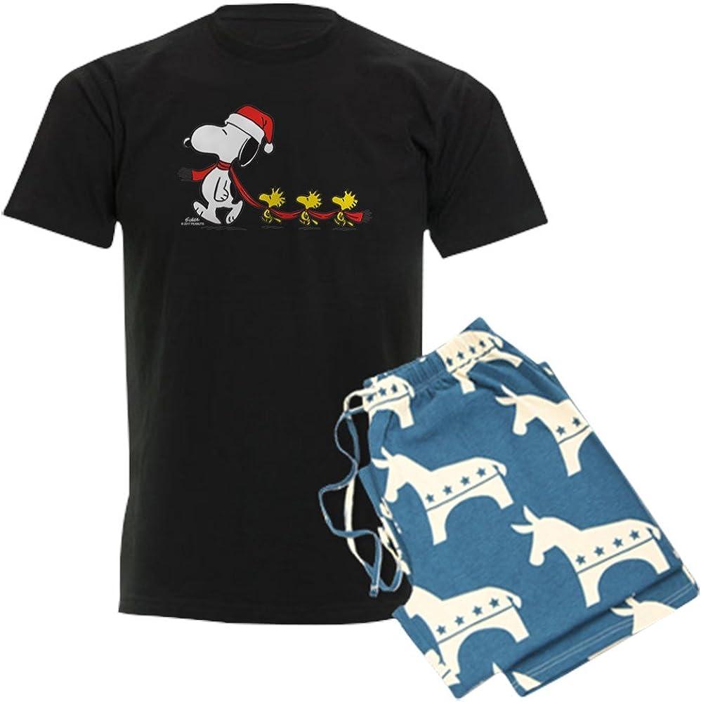 CafePress Snoopy and Bird Friends Pajama Set