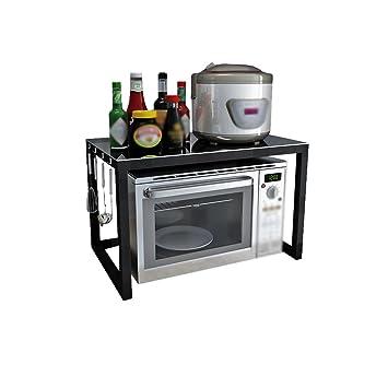 MyYztsj-kitchen rack Estante de Cocina Simple Horno de microondas ...