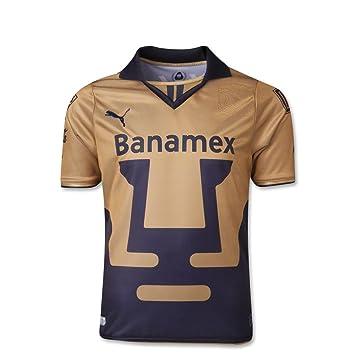 c8a1f82be79 PUMA Soccer Replica Jersey  PUMA UNAM Pumas Youth Away Replica Soccer Jersey  13 14