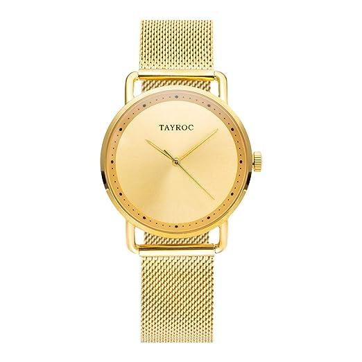 Tayroc Curve Belgravia horloge TY197