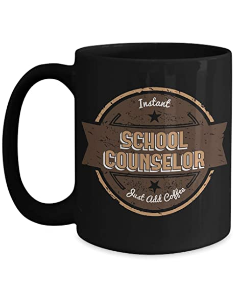 Amazoncom Instant School Counselor Just Add Coffee Mug