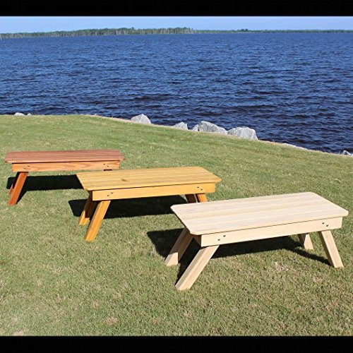 Designed For Outdoors Adirondack Coffee Table (Coffee Adirondack Table)
