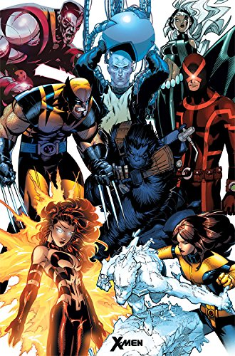 Trends International X-Men Collage Wall Poster 22.375