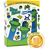 Super Quiller & Buddies – Automated Multifunction Quilling Tool Set for Paper Quilling, Craft Projects and Accessories