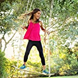 Sk8Swing Skateboard Swing Perfect Replacement for Traditional Swing or Tree Swing - Blue
