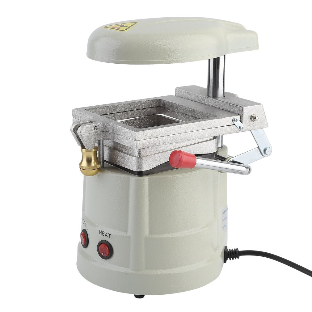 Belovedkai Dental Vacuum Forming Machine Non-Corrosive Former, Dental Equipment, Power Former Heat Molding Tool With Bag Steel Grits by Belovedkai (Image #9)