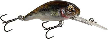 Pike Perch Trout Zander Fishing Tackle Savage Gear 3D Goby Crank PHP Lures