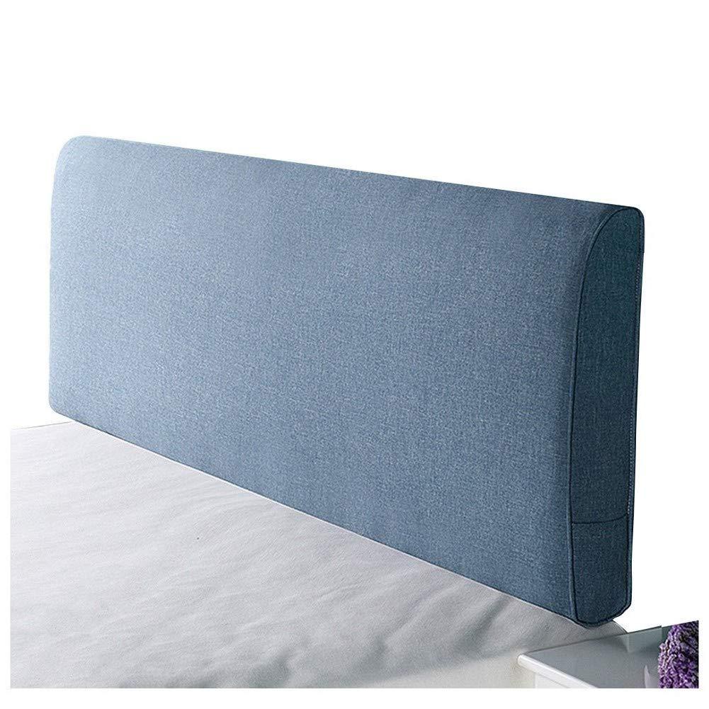 【送料無料/即納】  ベッドサイド さいず クッション ベッドの背もたれヘッドボード付き/なしのフィットベッド リネン 取り外し可能かつ洗濯可能、 Blue-B ベッドサイド 8色 (色 : Yellow-A, サイズ さいず : 200cm) B07R8XLJJT 200cm|Blue-B Blue-B 200cm, esq デザイナーズ家具:1ab6b598 --- mail10.angus-cattle.co.za