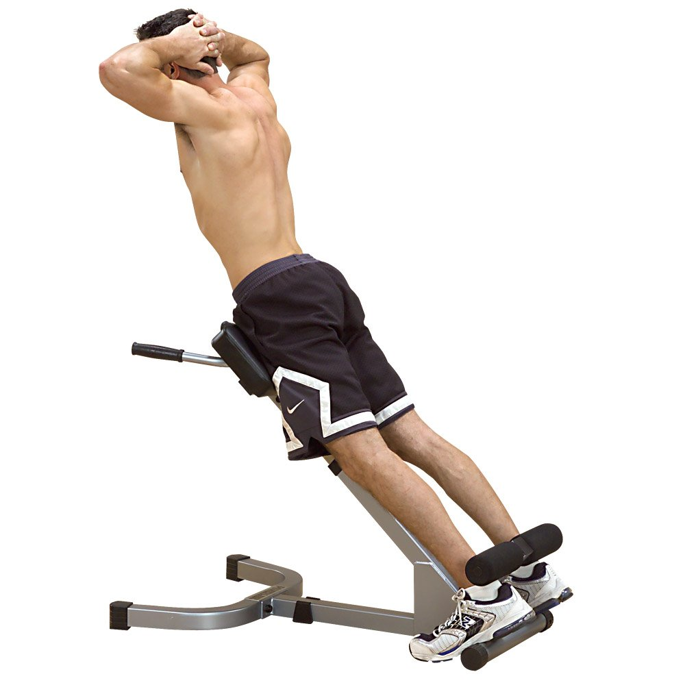 Powerline PHYP200X 45 Degree Hyperextension Bench by Powerline
