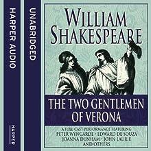 Two Gentlemen of Verona | Livre audio Auteur(s) : William Shakespeare Narrateur(s) : Peter Wyngarde, Edward DeSouza,  full cast