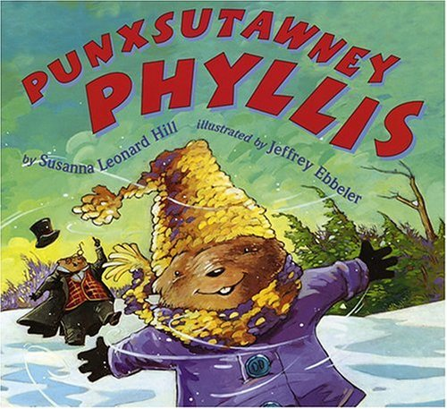 Image result for phyllis groundhog