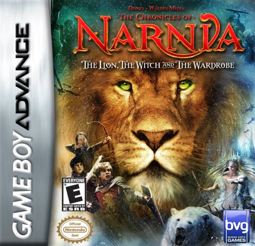 - The Chronicles of Narnia The Lion, The Witch, and The Wardrobe