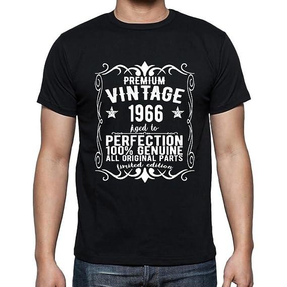 Premium Vintage Year 1966, Regalo cumpleaños Hombre, Camisetas Hombre cumpleaños, Vendimia Prima Camiseta Hombre, Camiseta Regalo, Regalo Hombre: Amazon.es: ...