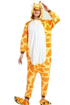 Kenmont Unicornio Pijamas Anime Cosplay de Halloween Traje Outfit Disfraz Animal Pyjamas Carnaval Novedad Navidad Ropa
