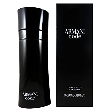 Giorgio Armani Code Agua de Tocador Vaporizador - 200 ml