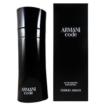 8d485720ef9f Amazon.com   Armani Code by Giorgio Armani for Men 6.7 oz Eau de Toilette  Spray   Beauty