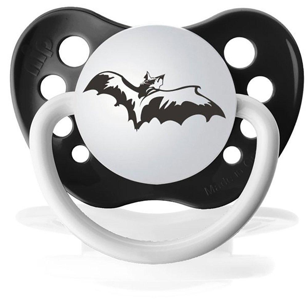 Amazon.com: Halloween Bat Negro Chupete: Baby