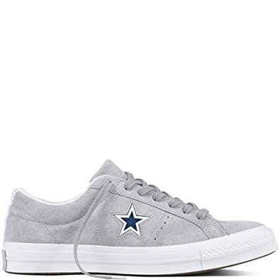 | Converse One Star Wolf Grey Suede Adult