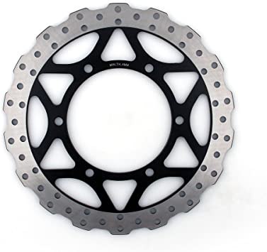 Amazon.com: areyourshop Discos de Freno Delanteros Rotor ...