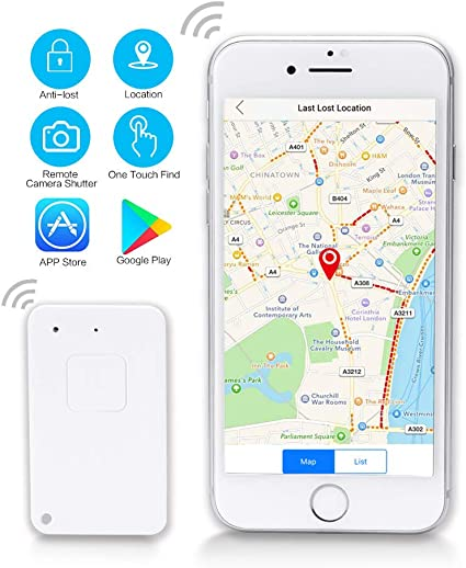 Wallet TrackR Bluetooth Tracking Device for Phone GPS Purse Keys Pets Bike NEW