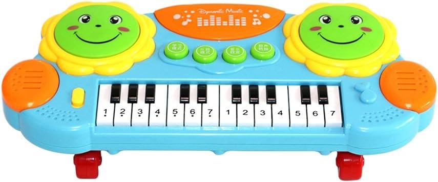 YeahiBaby Bebé Niños Teclado Piano Desarrollo Educativo ...