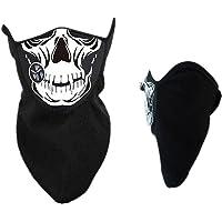 Frbelle® Pasamontaña Máscara Bandana Calentador de Polar Protector