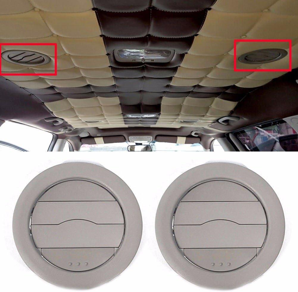 HYUNDAI Roof A//C Air Ventilator Grille Bezel 2P for KIA 06-14 Sedona Carnival OEM Parts
