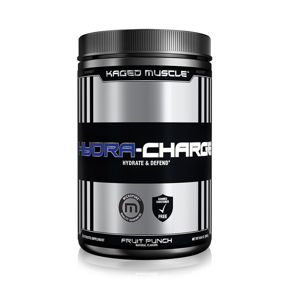KAGED MUSCLE – Hydra Charge Premium Electrolyte – Hydrate Faster