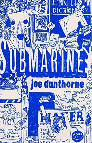 book cover of Submarine