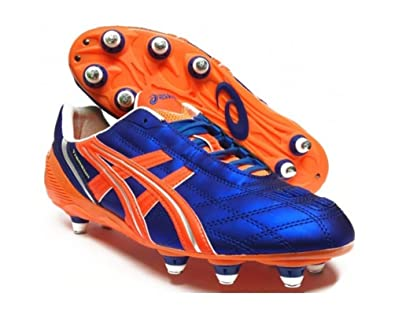 Amazon Us Tigreor Asics Calcio 8 Numero 9 Scarpe Tacchetti 42 5 qxvfPg1xw