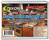 Tekon - Easy Clean Forever® Kitchen Kit - Clean Seal and Maintain - Complete Do-It-Yourself Cleaner/Protector Sealant Treatment