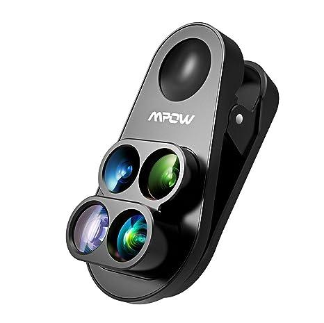 Mpow Teléfono Móvil Lente: Amazon.es: Electrónica