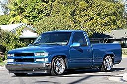 88 98 Chevy & GMC Regular Cab Corner Set
