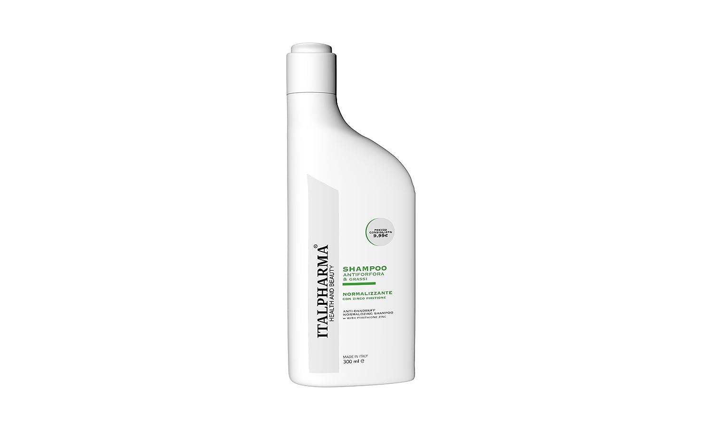 Shampoo Antiforfora e Grassi normalizzante con Zinco Piritione ITALPHARMA