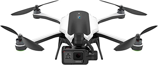 GoPro KARMA Drone with HERO5 Action Camera - Black/White