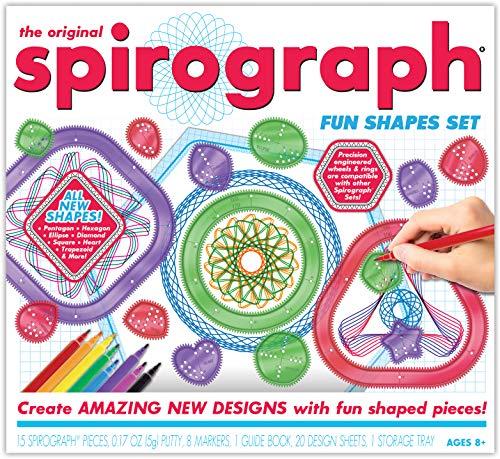 Spirograph Fun Shapes Set