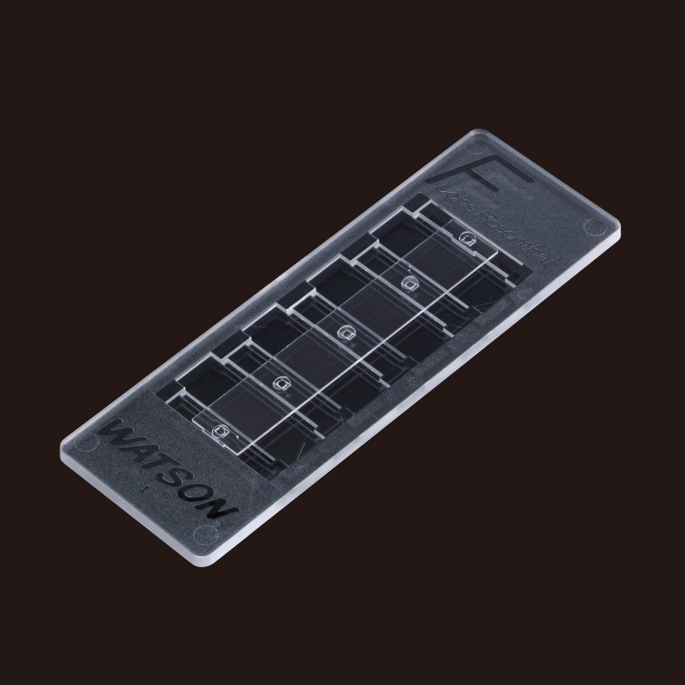 177-512C, Disposable Cell Counting Plate, Fuchs Rosenthal Type, 10plates/box, Made-in-Kobe/Japan