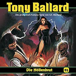 Die Höllenbrut (Tony Ballard 1)