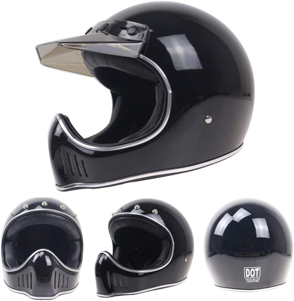 Member Off Road DH BMX Casco Integral Motocross Carreras de ...