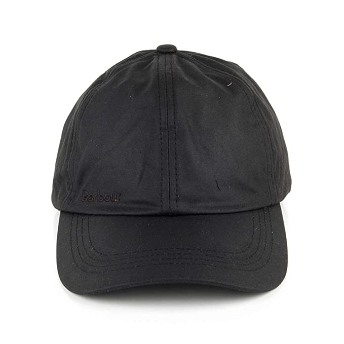 Barbour BAACC0246 BK19 Sombreros hombre negro TU: Amazon.es: Ropa ...