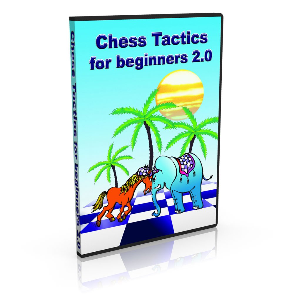 Chess Tactics for Beginners 2.0 Chess Training Software by ChessOK