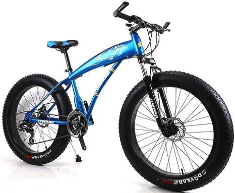 KNFBOK bicis de montaña mujer Bicicleta de montaña de 21 ...