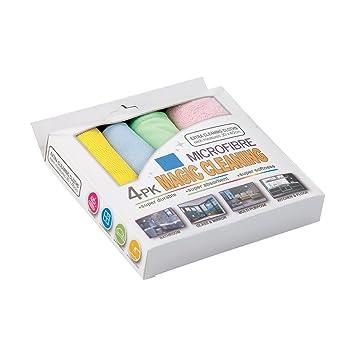 Microfiber Multipurpose Cleaning Cloth (Multicolor)