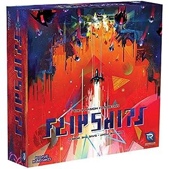 Renegade Game Studios Flip Ships Game