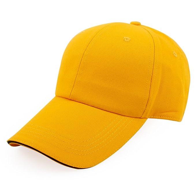 tapas de trabajo/Capuchón/tapa de la publicidad tablero ligero de algodón/ sombrero en blanco/Gorra de béisbol/sombrero de los hombres-J ajustable: ...